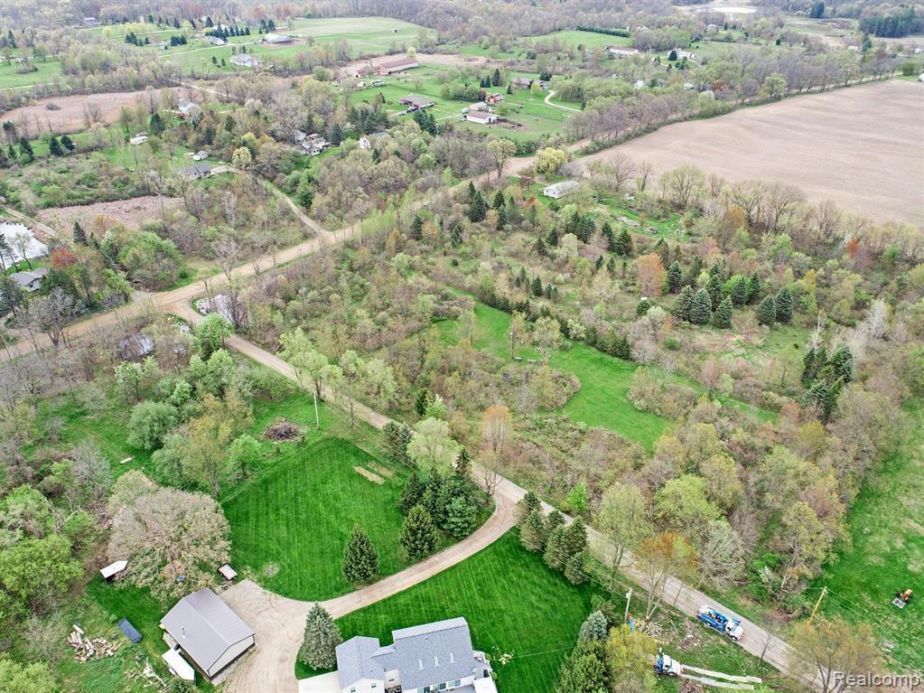 VACANT Rose Bush Lane, Rose Township, MI 48442