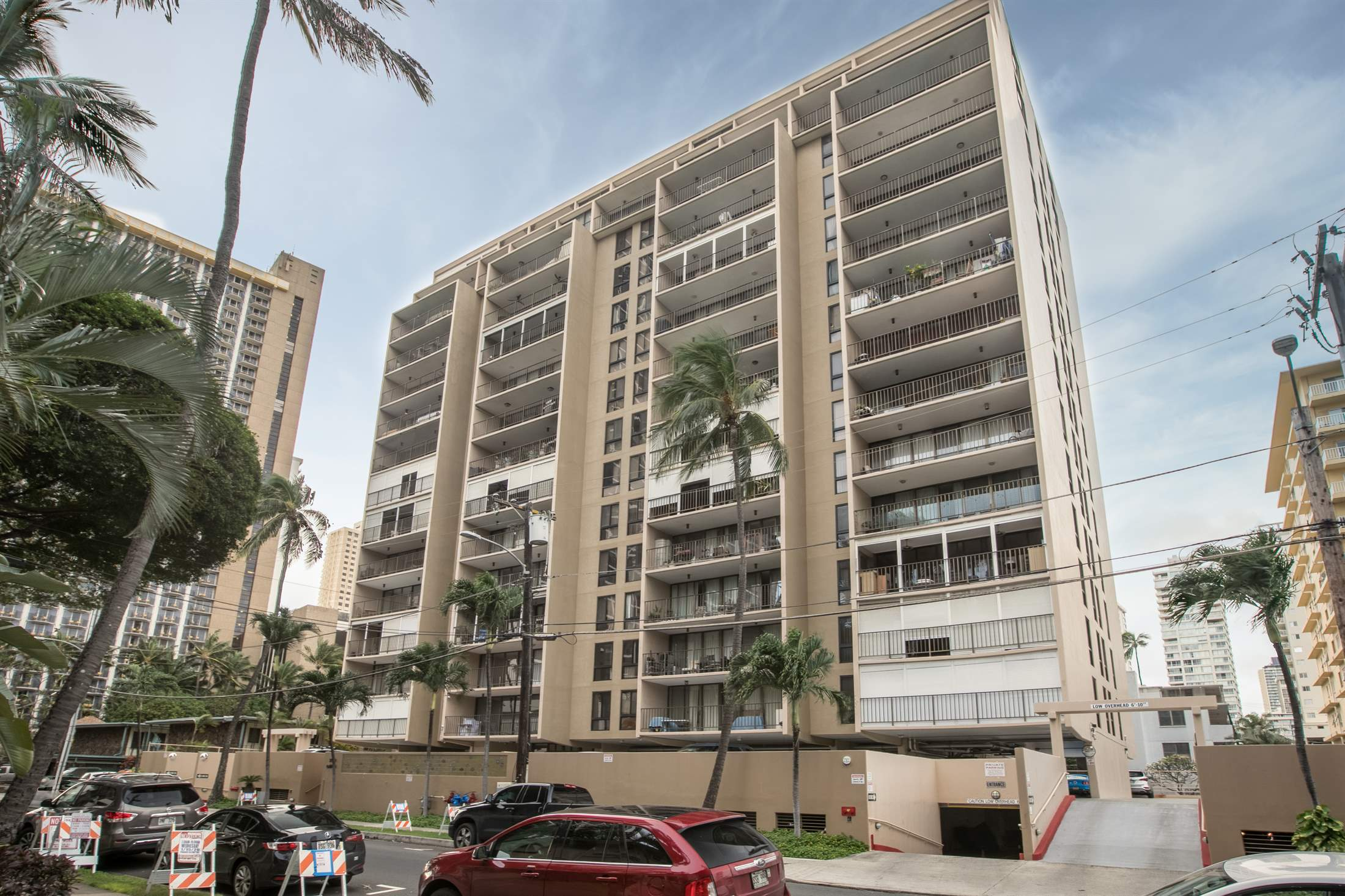 250 Ohua Avenue, #6A, Honolulu, HI 96815