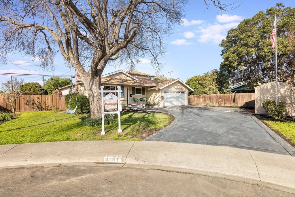 3191 James CT, Santa Clara, CA 95051