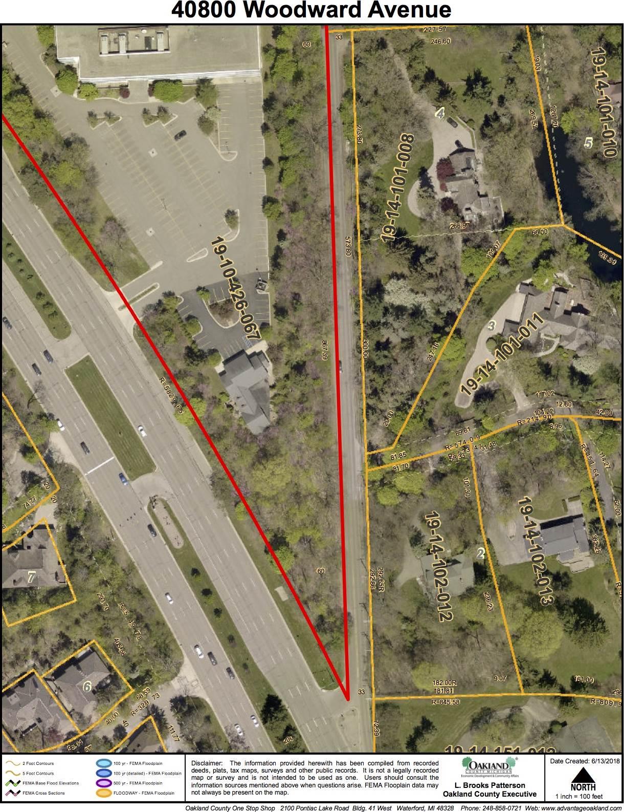40800 Woodward, Bloomfield Hills, MI 48304
