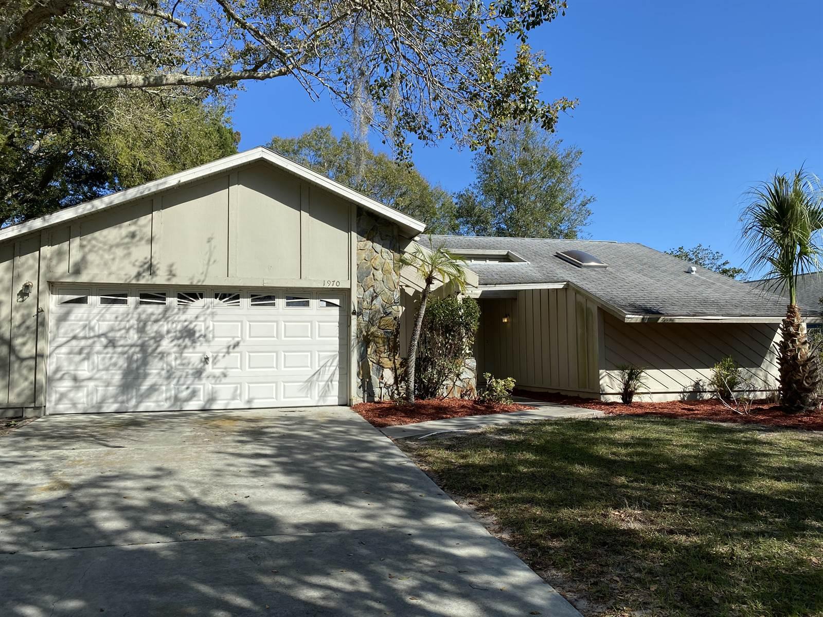 1970 Hidden Lake Drive, Palm Harbor, FL 34683