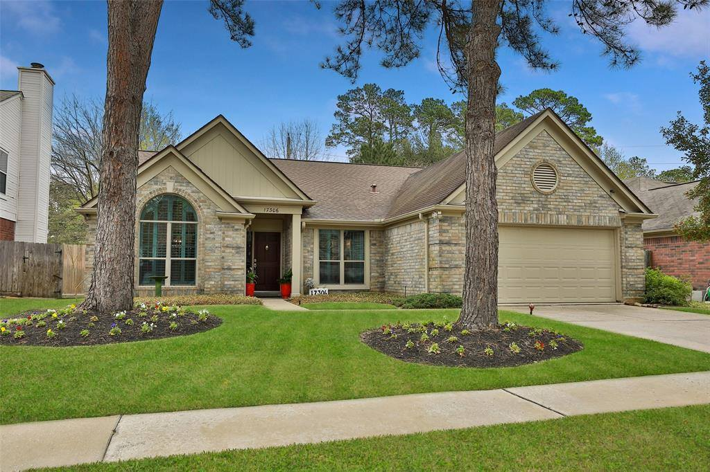 17306 Valley Palms Drive, Spring, TX 77379