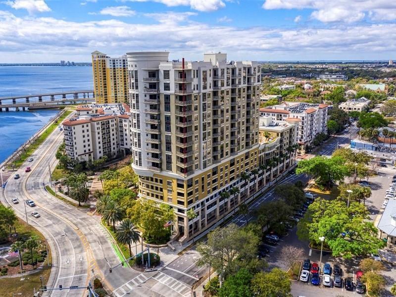 275 Bayshore Boulevard, #1808, Tampa, FL 33606