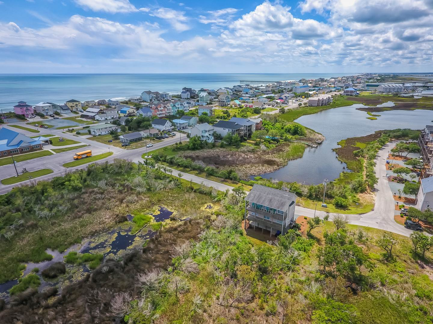410 West Wilmington Avenue, Surf City, NC 28445