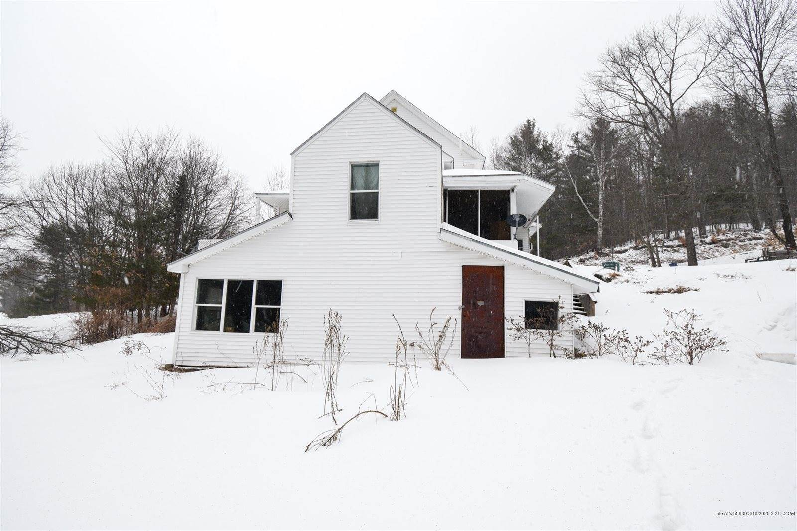 73 Stickney Hill Road, Brownville, ME 04414