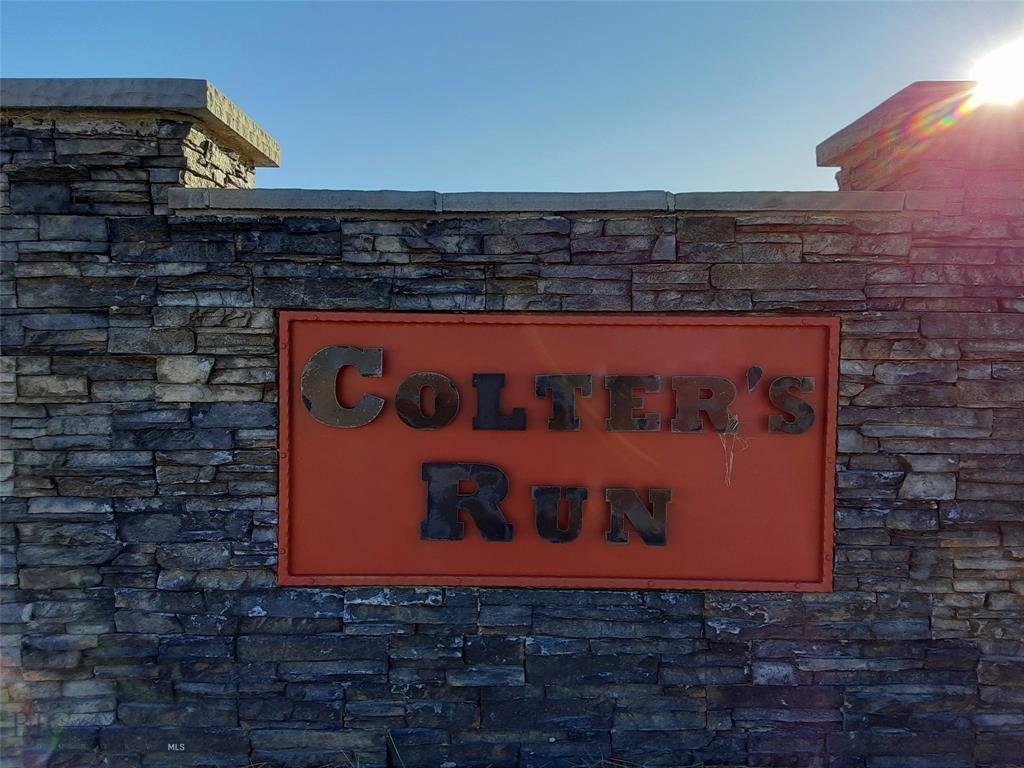 Lot 32 Colter's Run Sub, Three Forks, MT 59752