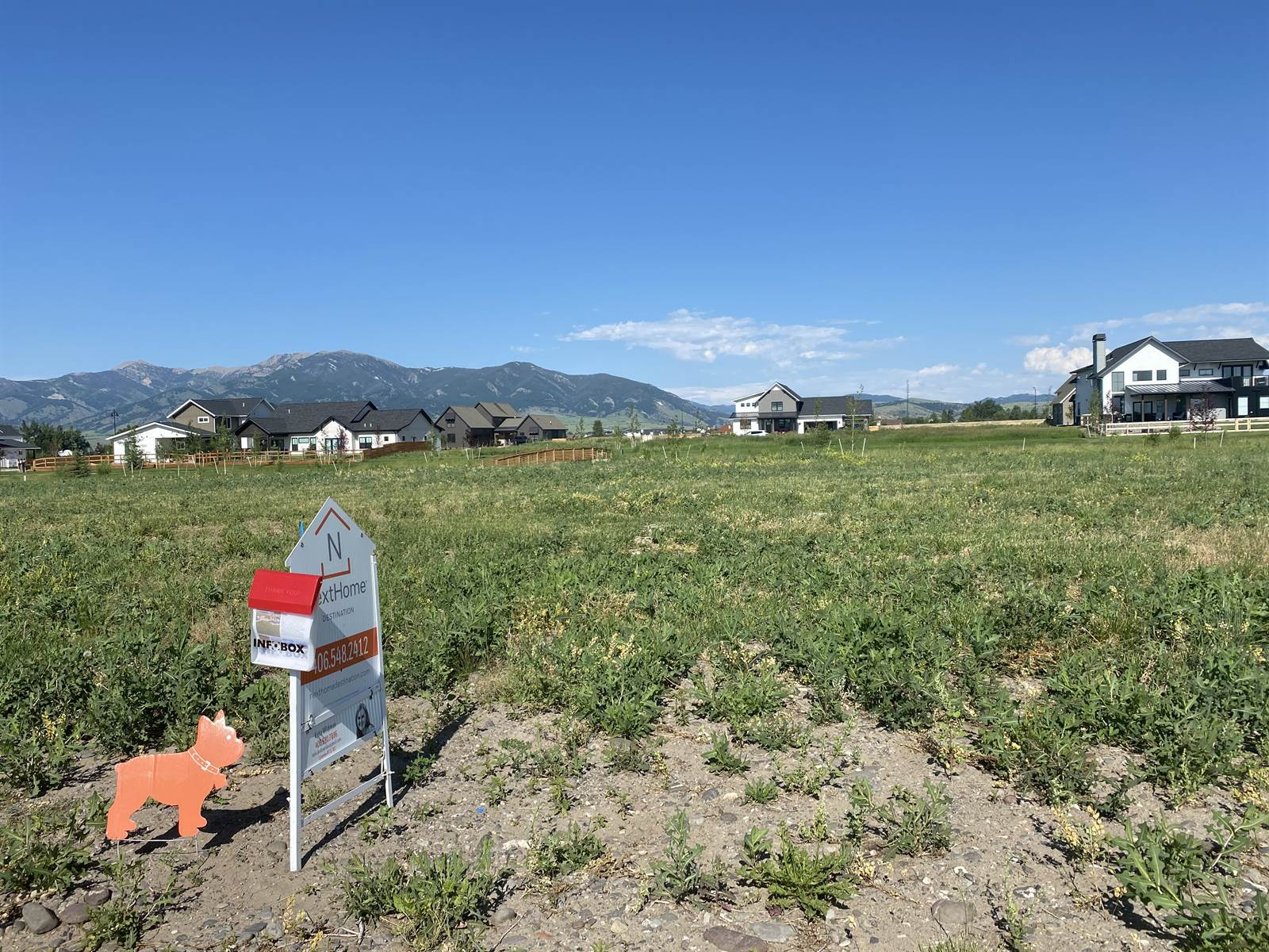 TBD Windrow Drive, Lot 13, Bozeman, MT 59718