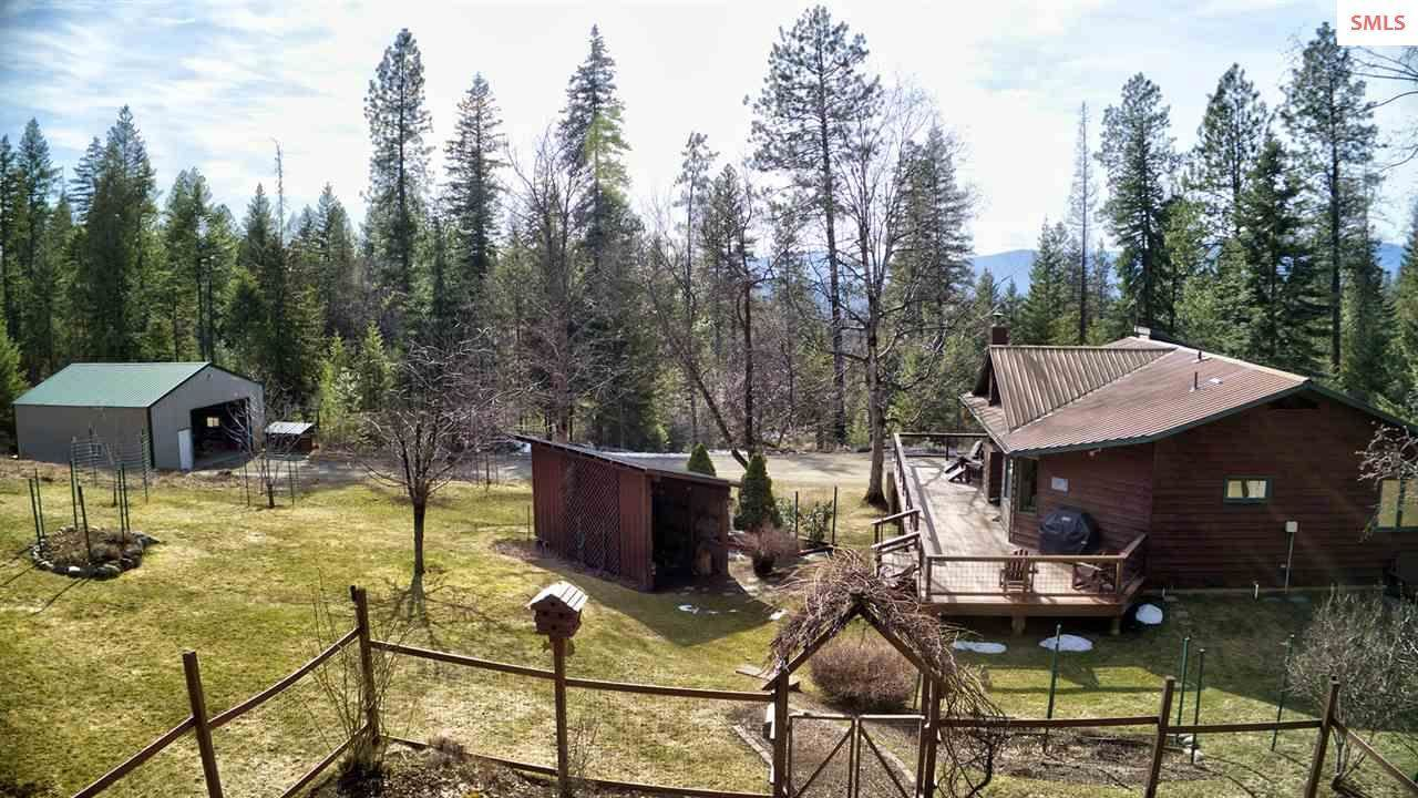 296 Upper Rocky Road, Sagle, ID 83860