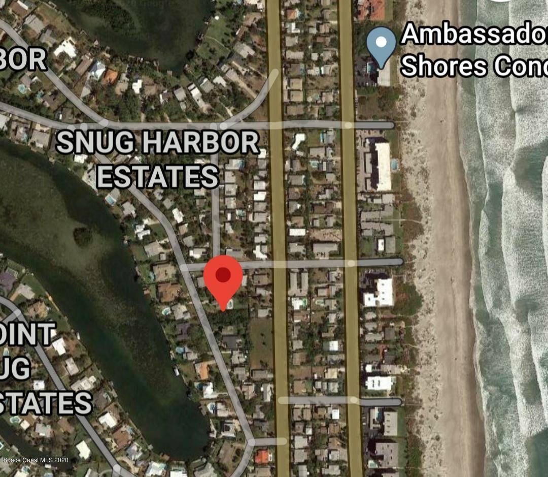 1441 Bay Shore Drive, Cocoa Beach, FL 32931