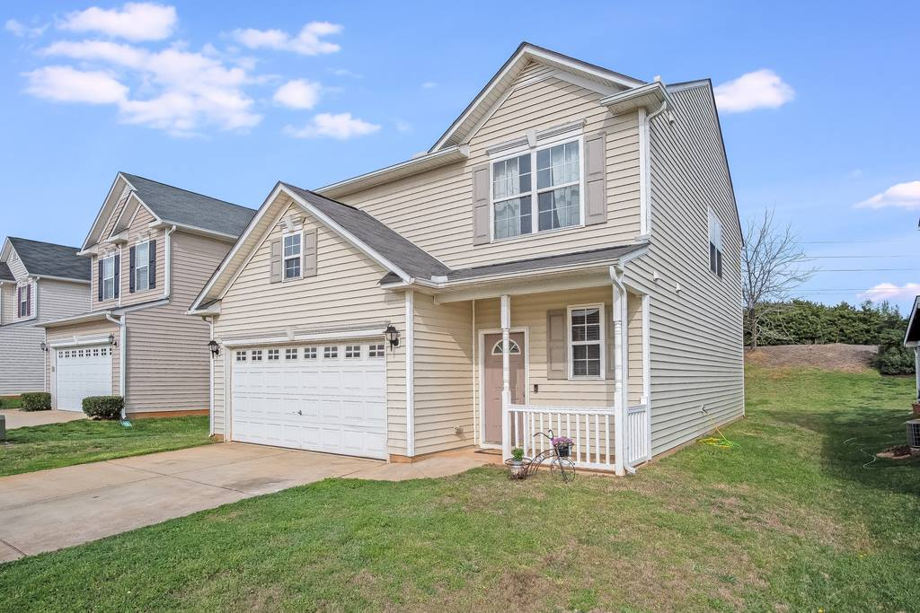 308 Cline Falls Drive, Holly Springs, NC 27540