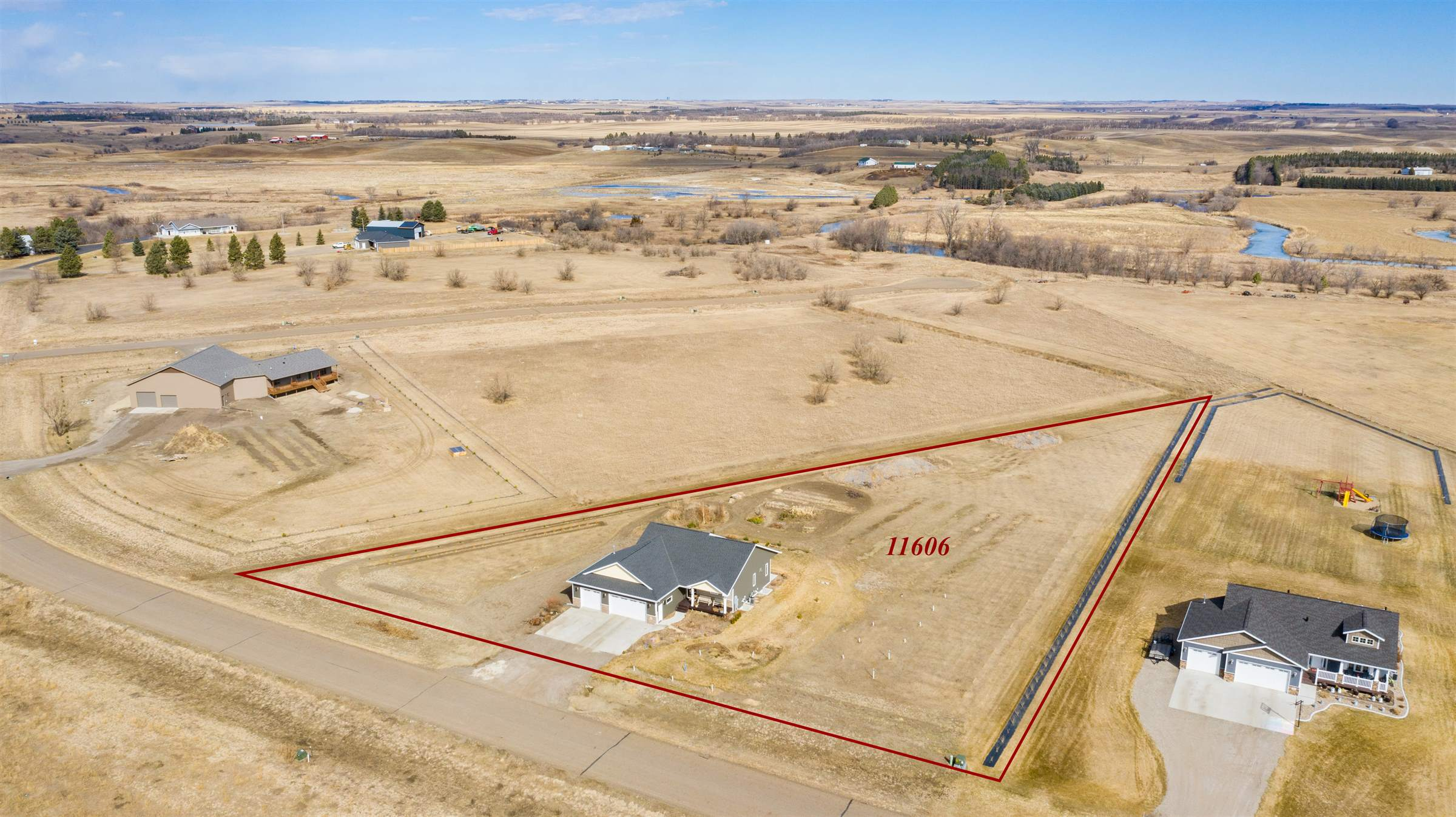 11606 Creek Top Rd., Menoken, ND 58558
