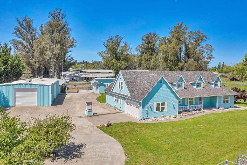 9043 Willow Avenue, Cotati, CA 94931