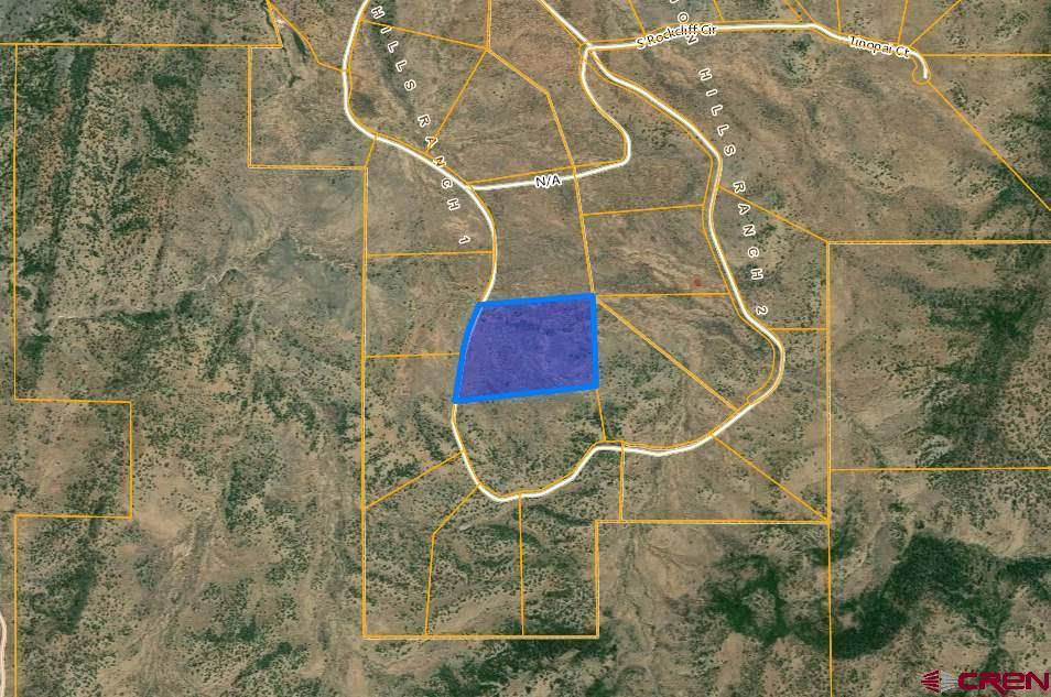 X S Rockcliff Circle, Lot 14, Pagosa Springs, CO 81147