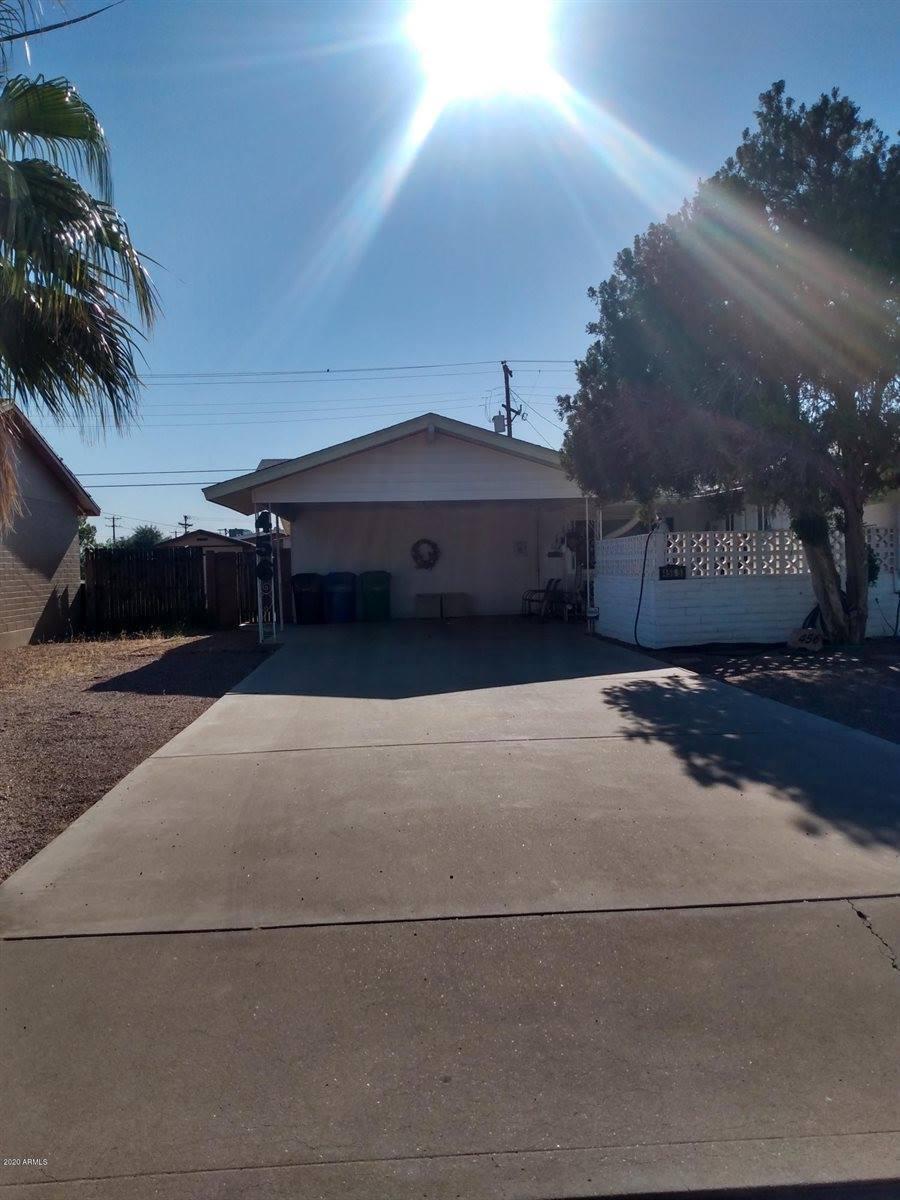 456 South Forest --, Mesa, AZ 85204