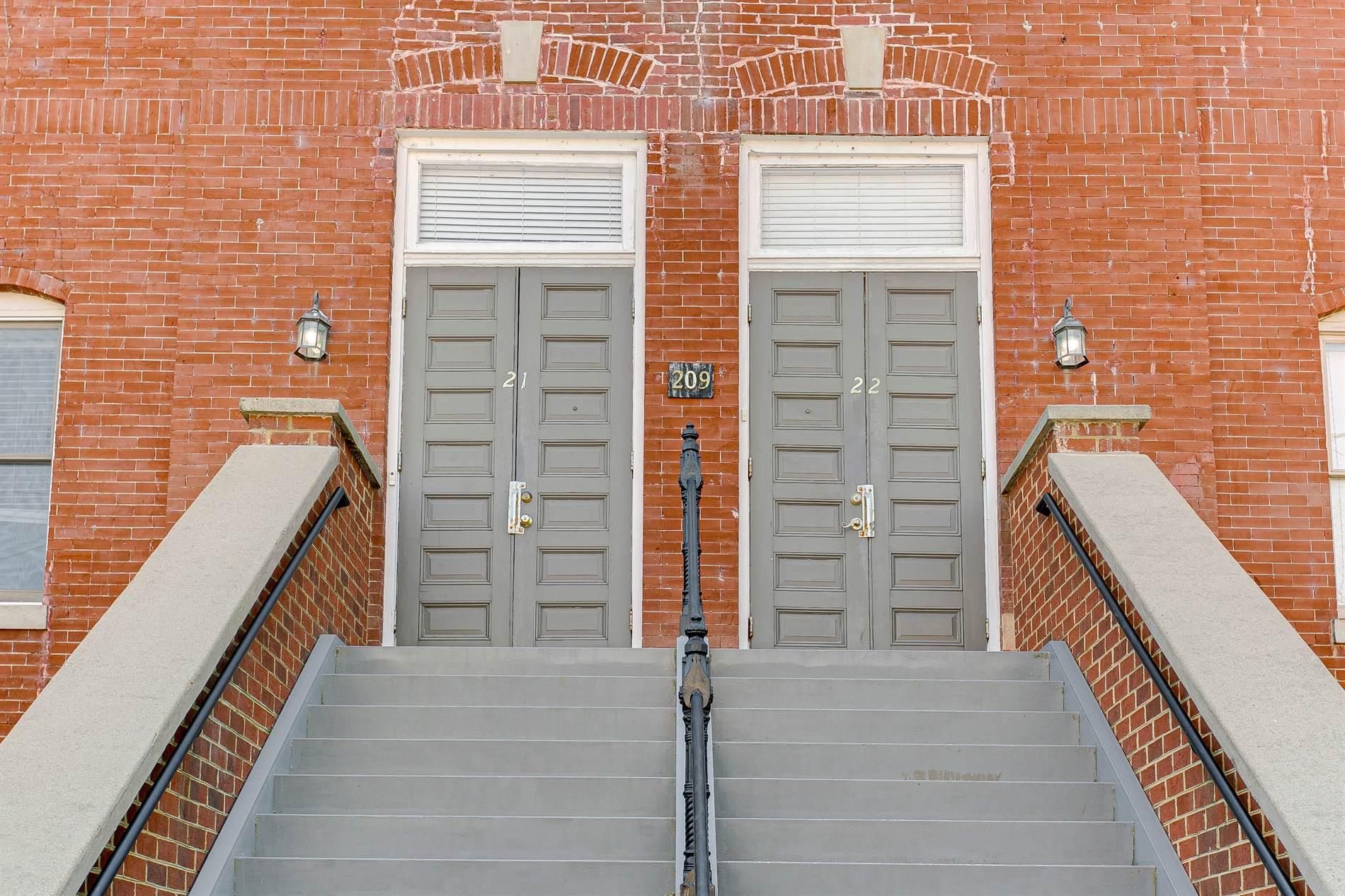 209 North 19th Street, #U21, Richmond, VA 23223