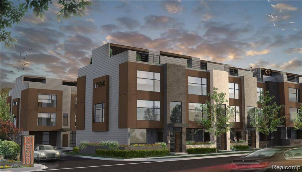 115 N. Center Cove, Unit 8, Northville, MI 48167
