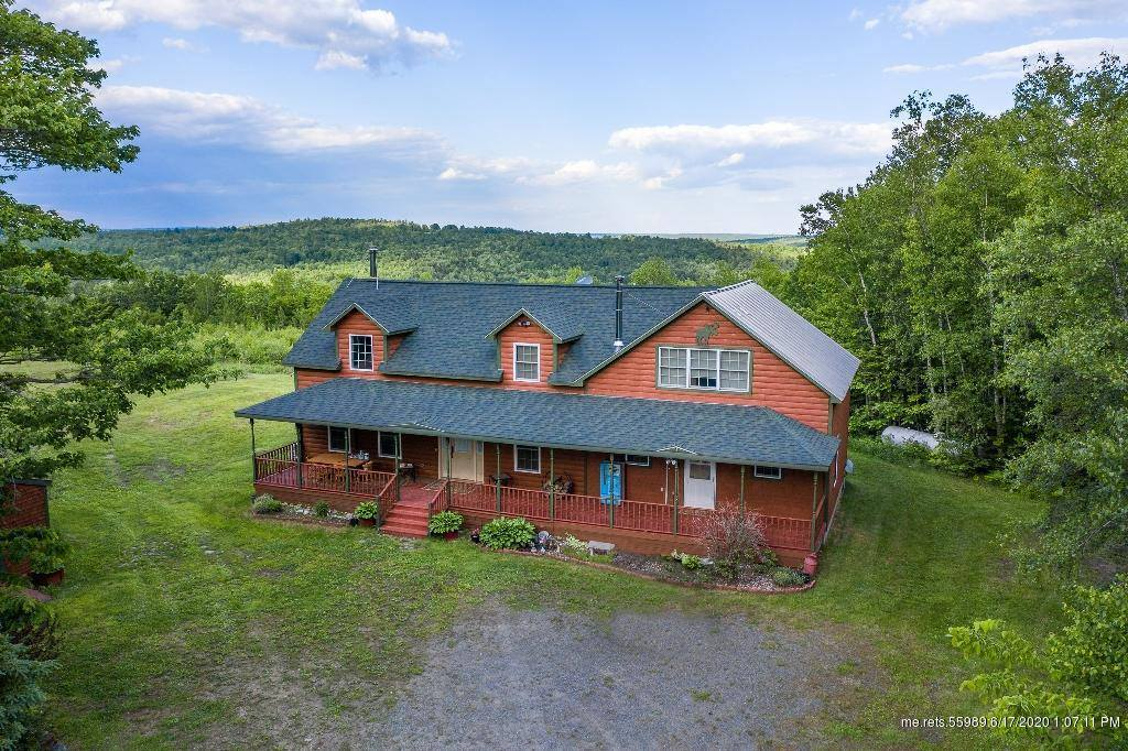 183 Stickney Hill Road, Athens, ME 04912