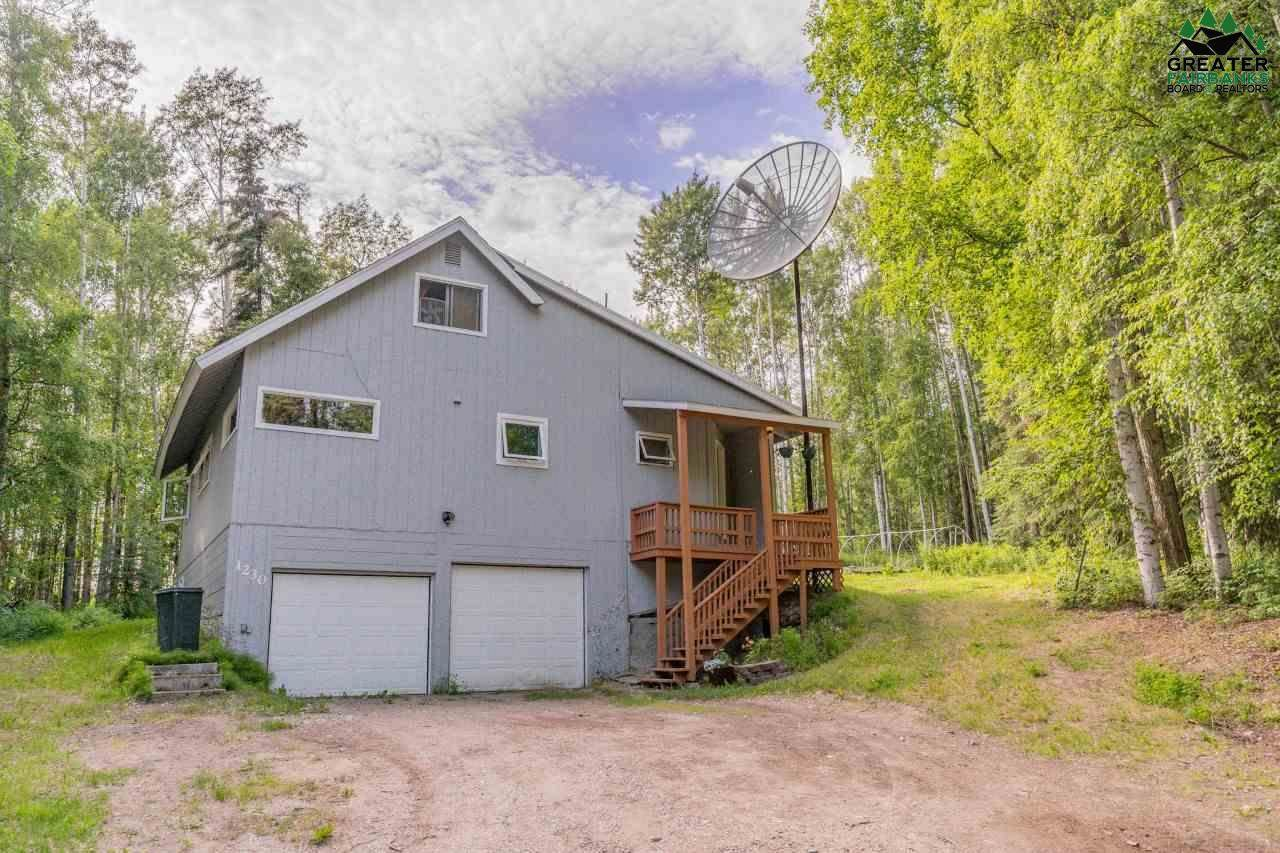 1230 Silverberry Drive, Fairbanks, AK 99712