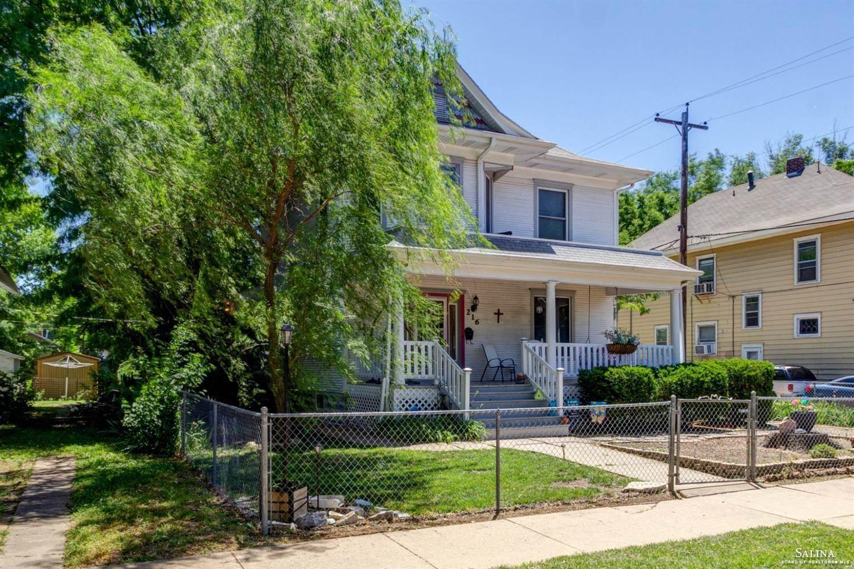 216 North 12th Street, Salina, KS 67401
