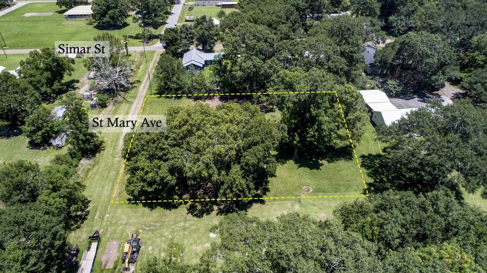 Tbd St Mary Avenue, Iota, LA 70543