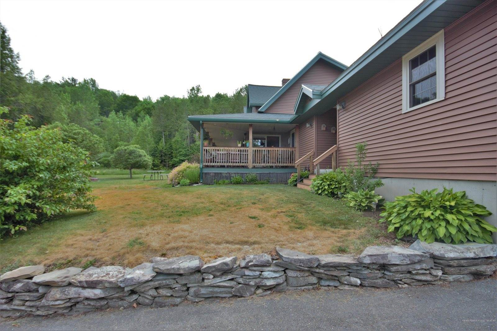 2414 Kennebec Road, Newburgh, ME 04444