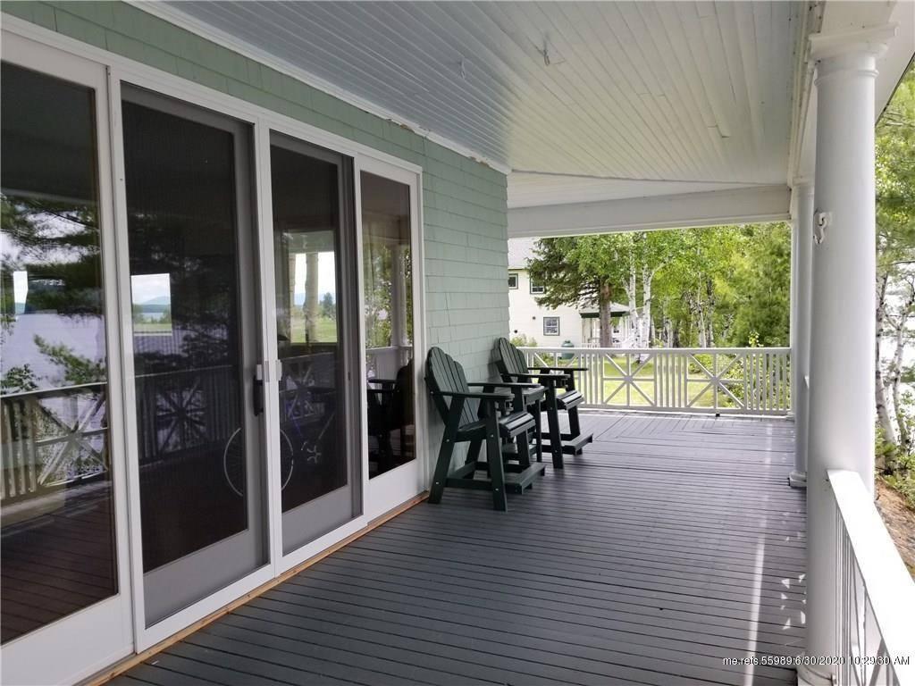 130 Cottage Row, Kineo Township, ME 04478