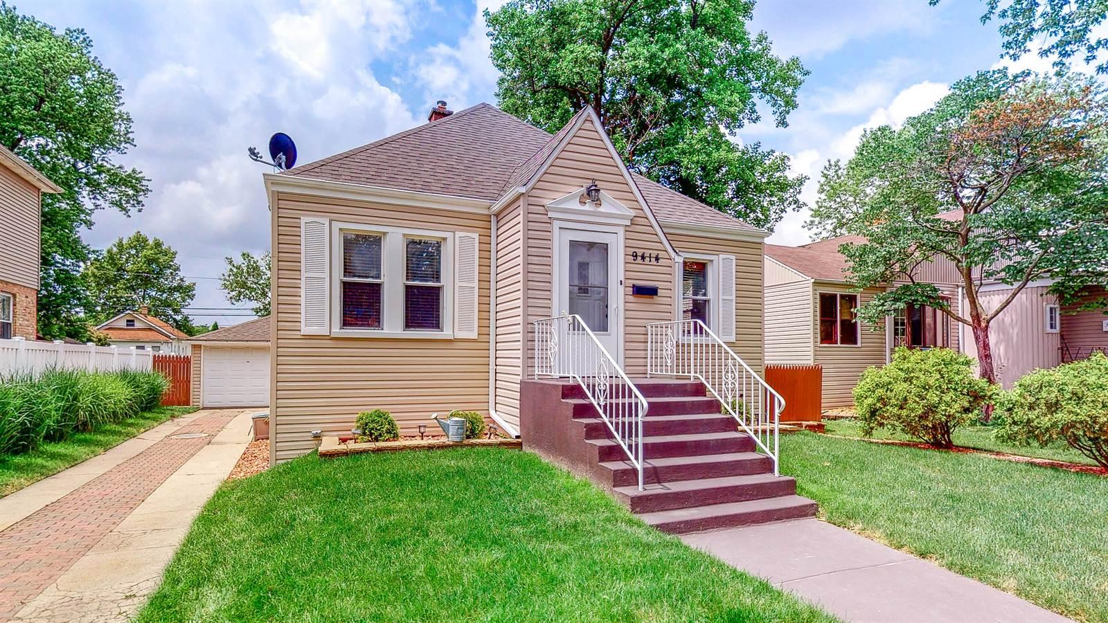 9414 Tulley, Oak Lawn, IL 60453
