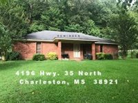 4196 Hwy 35 North, Charleston, MS 38921