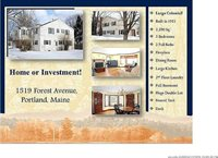1519 Forest Avenue, Portland, ME 04103