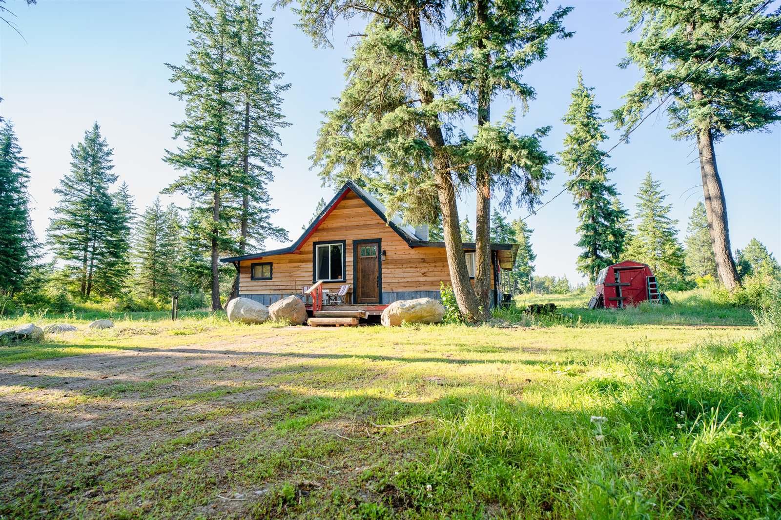 6561 W Nash Rd, Spirit Lake, ID 83869