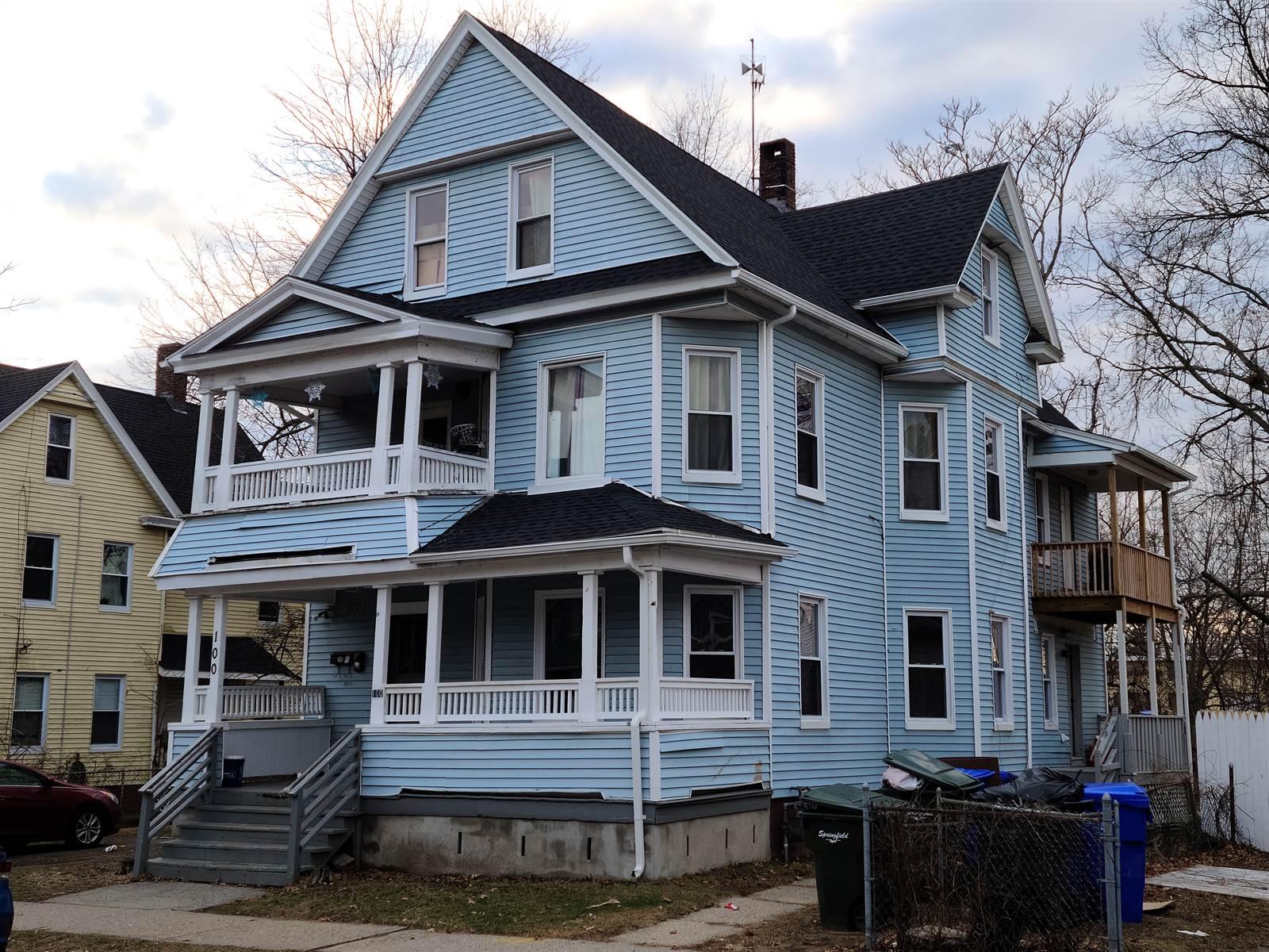 100 Northampton Avenue, Springfield, MA 01109