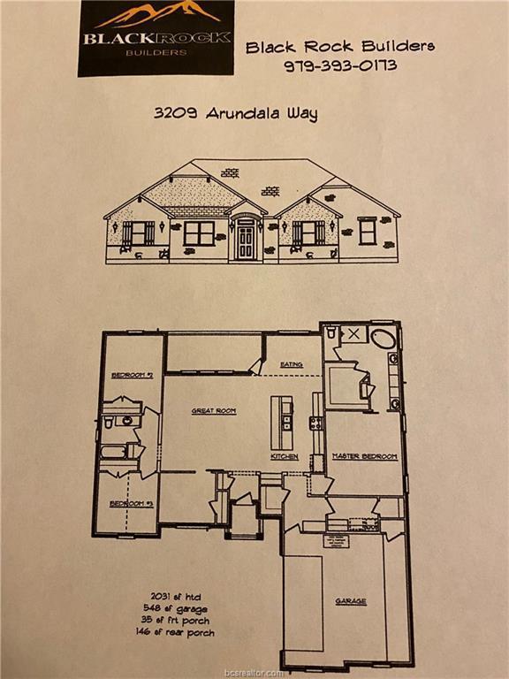 3209 Arundala Way, Bryan, TX 77808