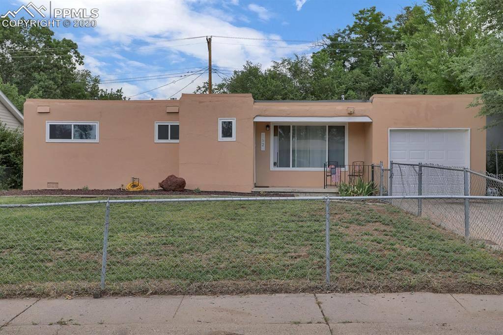 152 Esther Drive, Colorado Springs, CO 80911