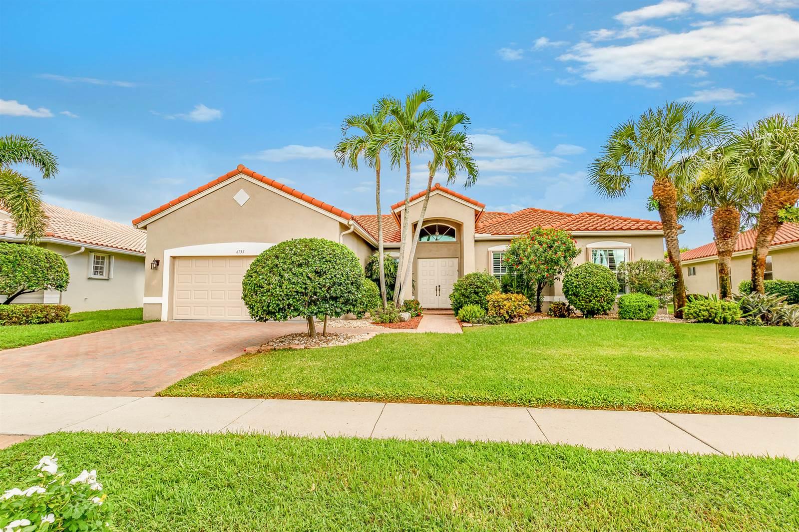 6735 East Liseron, Boynton Beach, FL 33437
