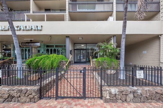 1911 Kalakaua Avenue, #406, Honolulu, HI 96815