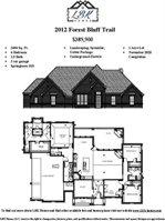 2012 Forest Bluff Trail, Azle, TX 76020