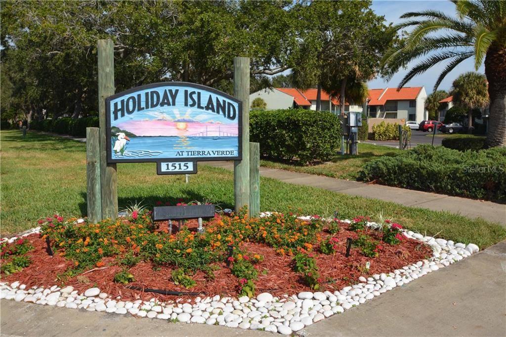 1515 Pinellas Bayway South, #59, Tierra Verde, FL 33715