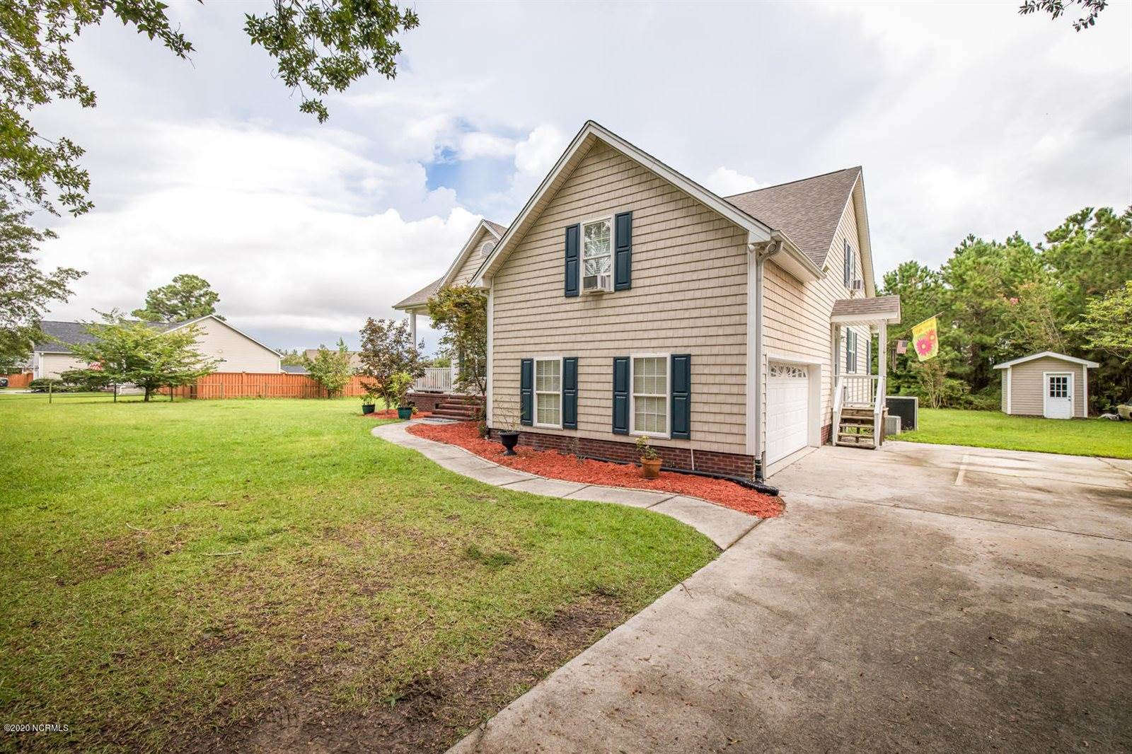 85 Alton D Rivenbark Road, Hampstead, NC 28443