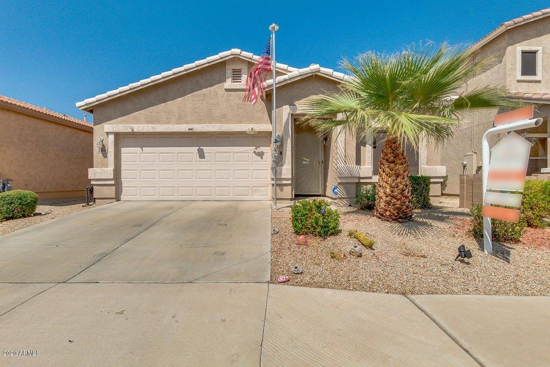 396 East Mule Train Trail, San Tan Valley, AZ 85143