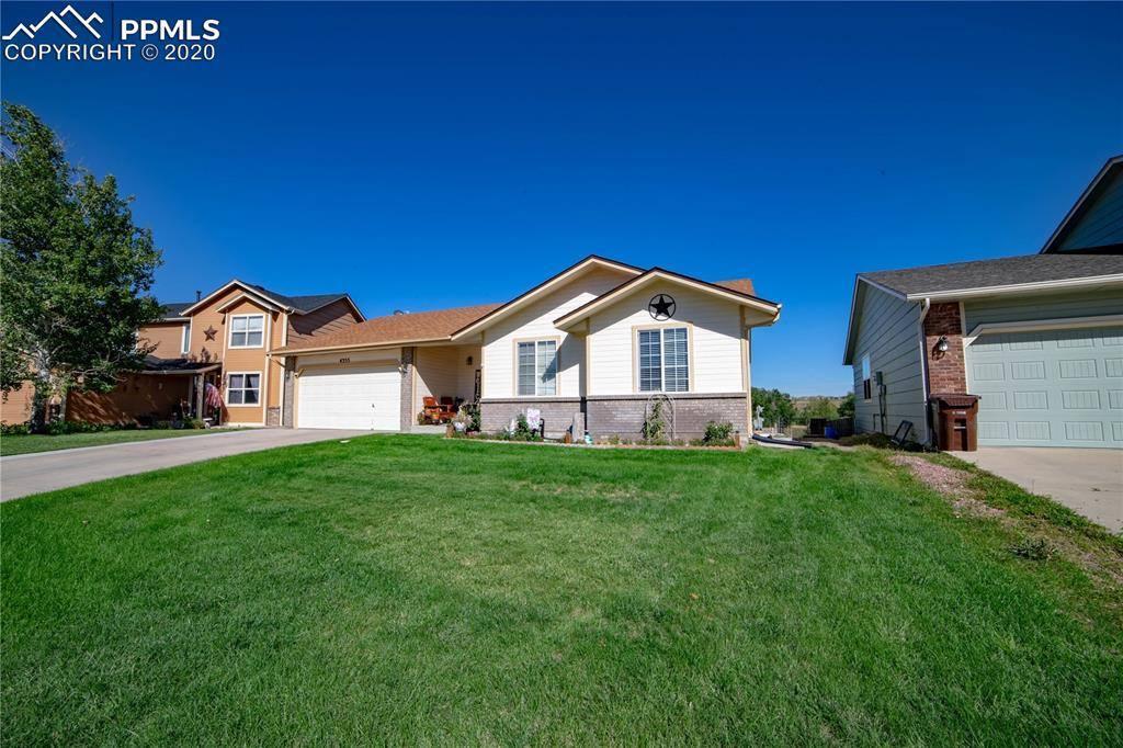 4355 Villager Drive, Colorado Springs, CO 80911