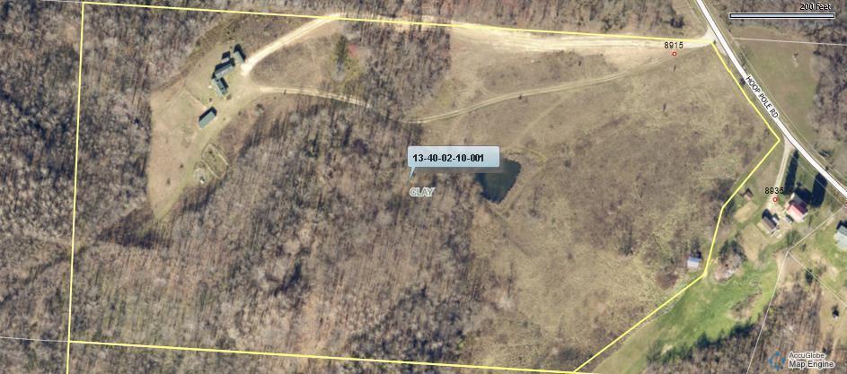 8915 Hoop Pole Road, Roseville, OH 43777