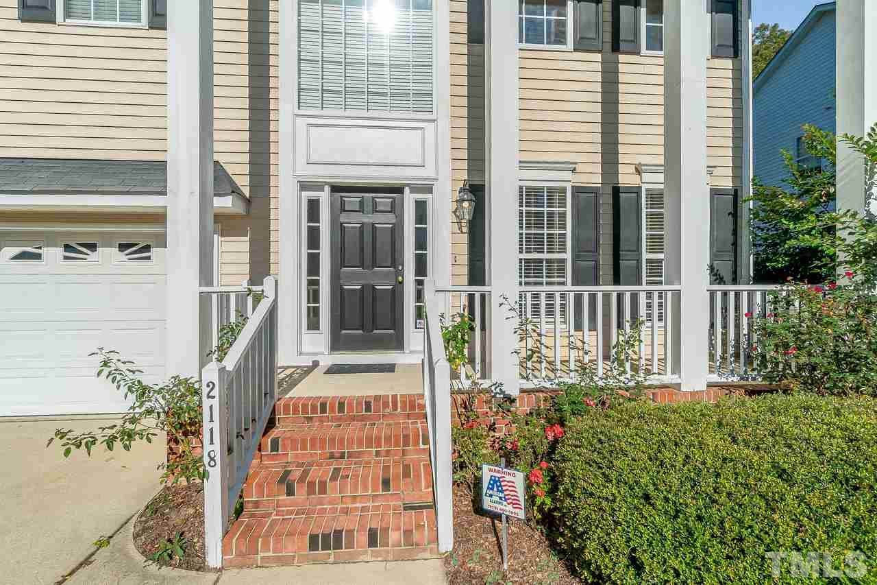 2118 Frissell Avenue, Apex, NC 27502