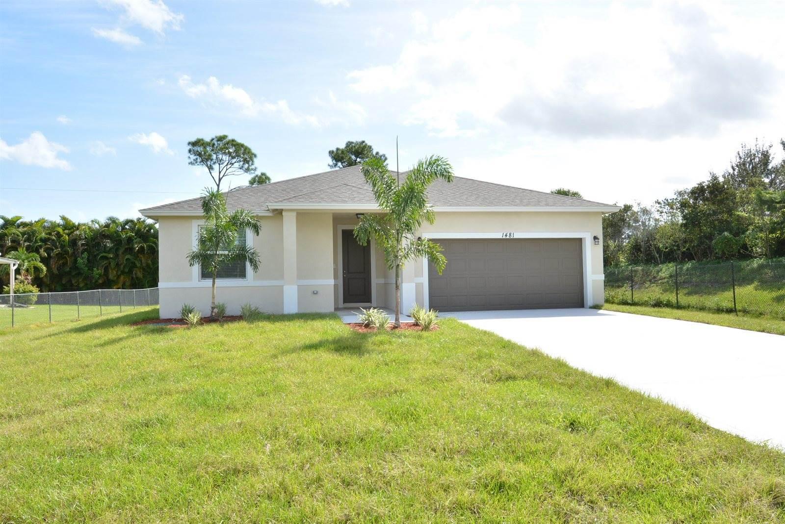 5442 NW Comer Street, Port Saint Lucie, FL 34986