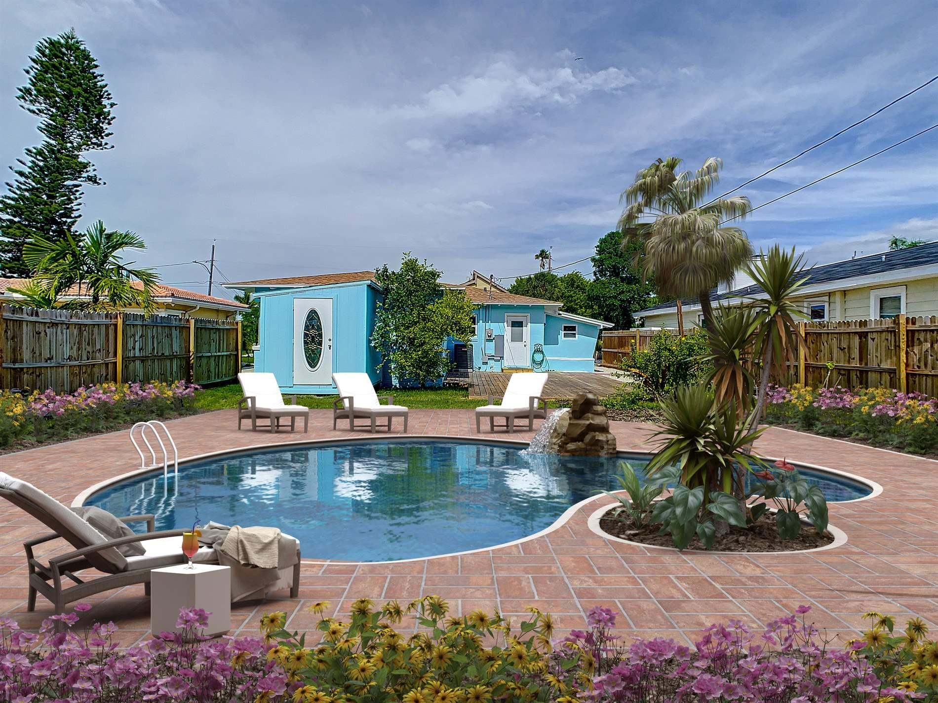 15424 2ND St East, Madeira Beach, FL 33708