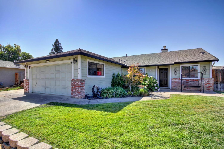 1417 Santa Fe Circle, Roseville, CA 95678
