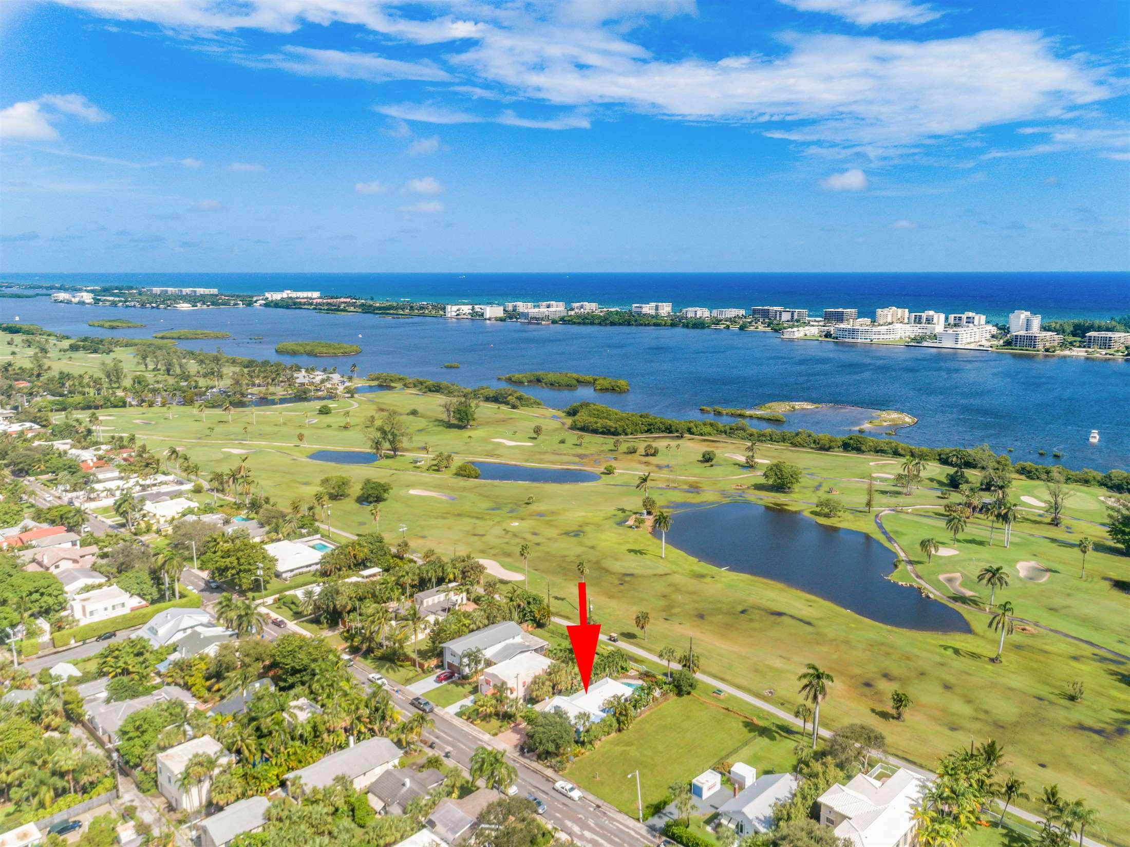 306 North Lakeside Drive, Lake Worth Beach, FL 33460