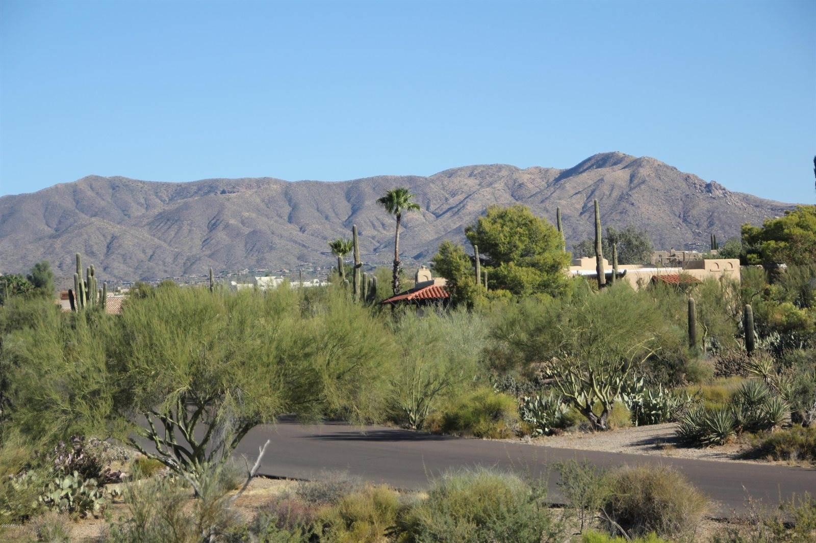 9313 East Venus Drive, Carefree, AZ 85377
