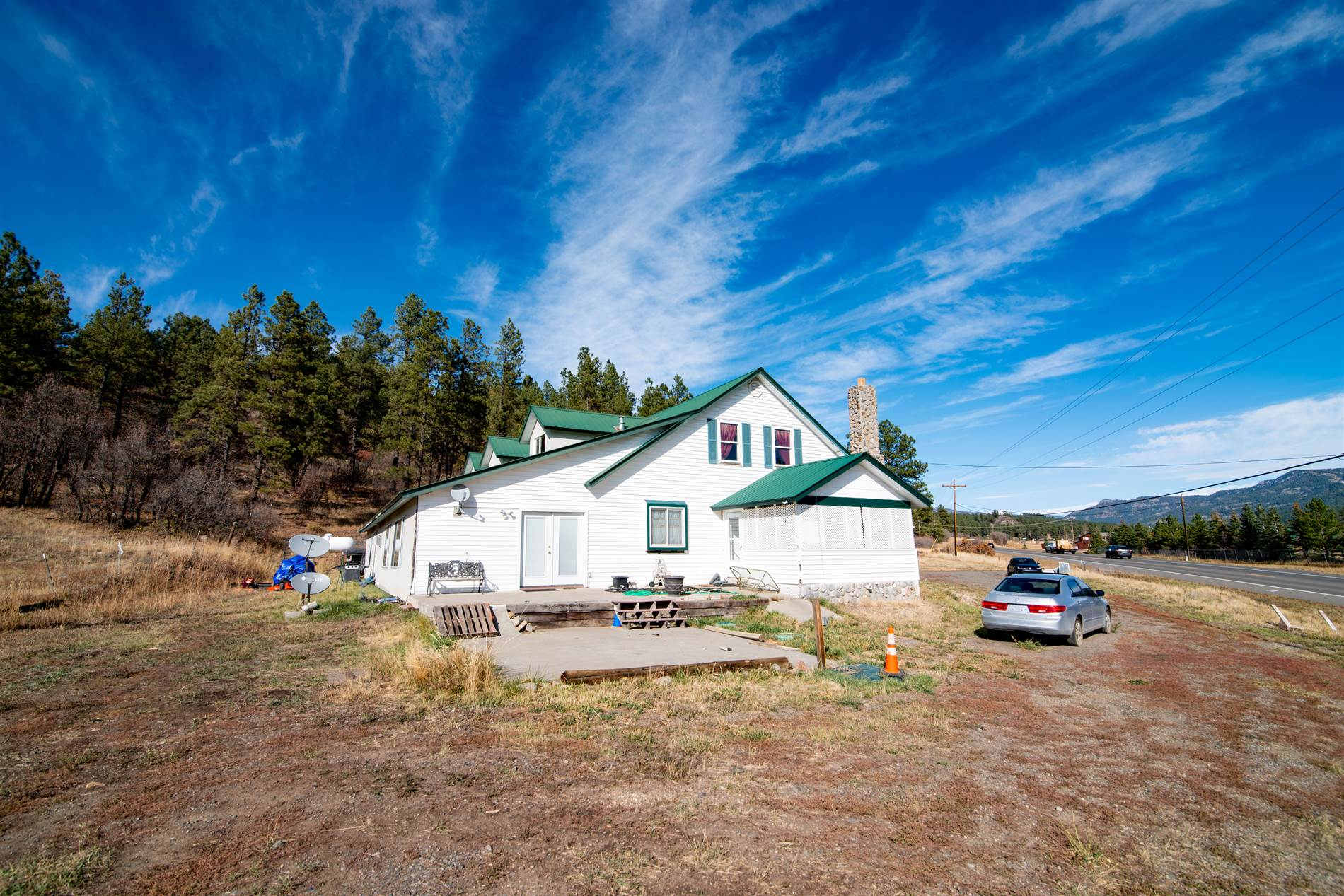 5970 E Hwy 160, Pagosa Springs, CO 81147