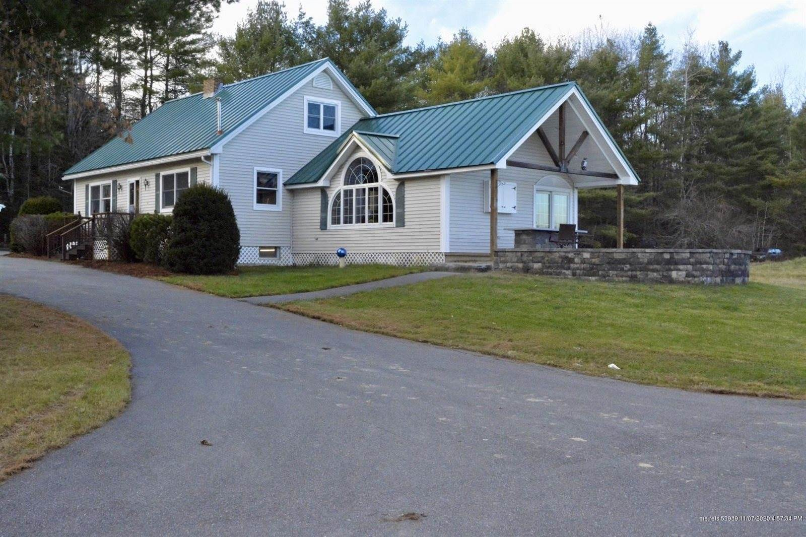 486 Hampden Road, Carmel, ME 04419