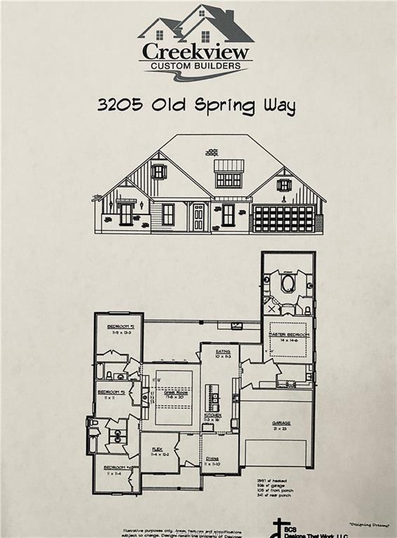 3205 Old Spring Way, Bryan, TX 77808